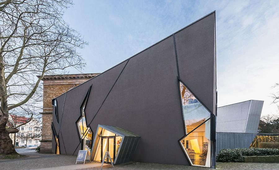 Museum. Felix-Nußbaum-Haus.