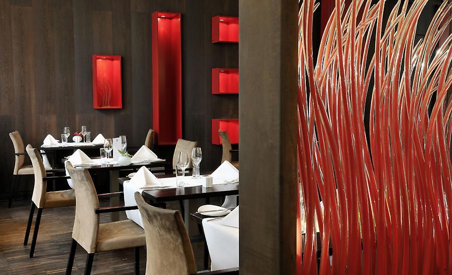 Gourmet-Tempel. Bar. Hotspot.